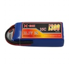 X-maxpower 11.1V 35C 1300mAh RC li-po battery