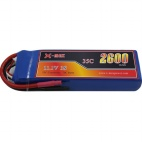 X-maxpower 11.1V 35C 2600mAh RC li-po battery