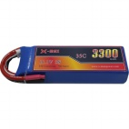 X-maxpower 11.1V 35C 3300mAh RC li-po battery