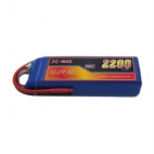 X-maxpower 11.1V 50C 2200mAh RC li-po battery