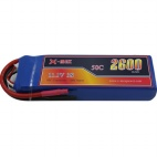 X-maxpower 11.1V 50C 2600mAh RC li-po battery